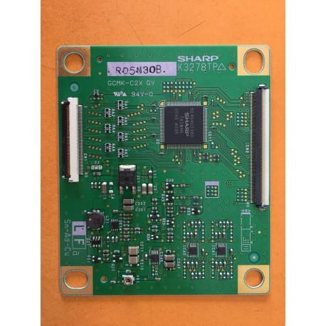SHARP K3278TP TCON BOARD